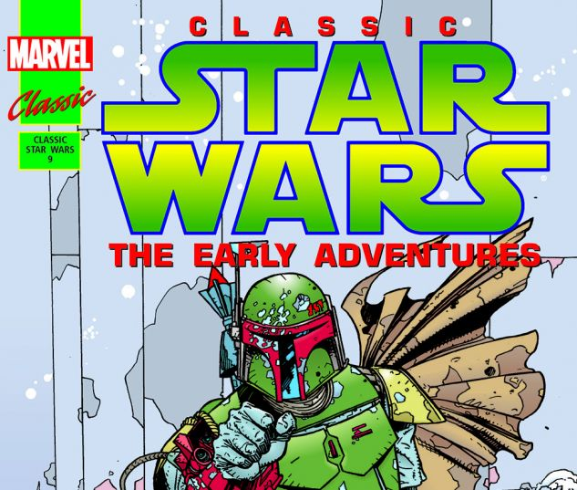 Classic Star Wars: The Early Adventures (1994) #9
