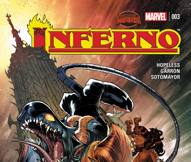 INFERNO 3 (SW, WITH DIGITAL CODE)