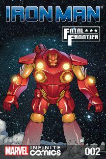 Iron Man: Fatal Frontier Infinite Comic (2013) #2