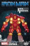Iron Man Infinite Digital Comic (2013) #2