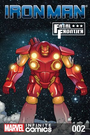 Iron Man: Fatal Frontier Infinite Comic (2013) #2
