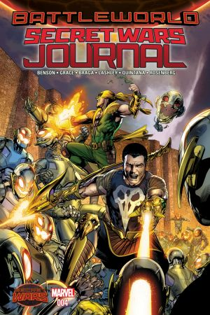 Secret Wars Journal #4