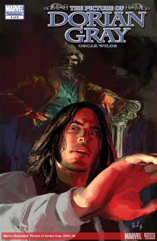 Marvel Illustrated: Picture of Dorian Gray (2007) #4