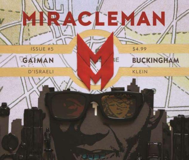 Miracleman by Gaiman & Buckingham (2015) #5