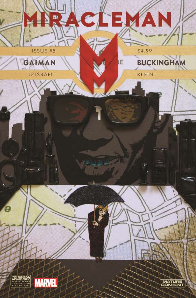 Miracleman by Gaiman & Buckingham (2015) #5