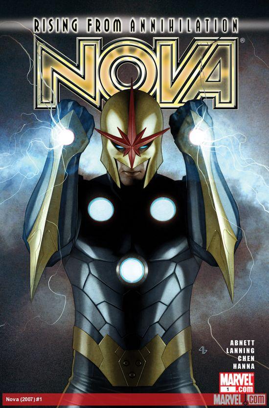 Nova (2007) #1
