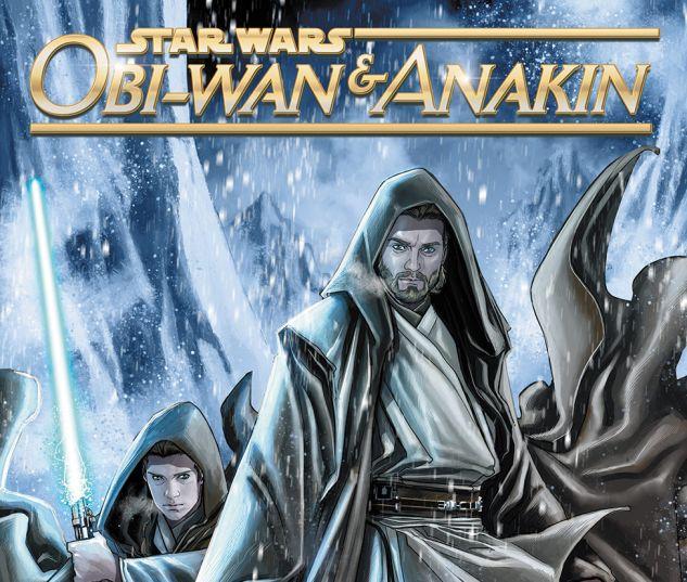 OBI-WAN AND ANAKIN 1 (WITH DIGITAL CODE)