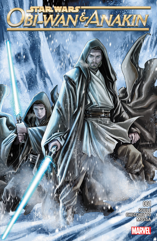 Obi-Wan and Anakin (2016) #1
