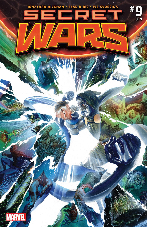 Secret Wars (2015) #9