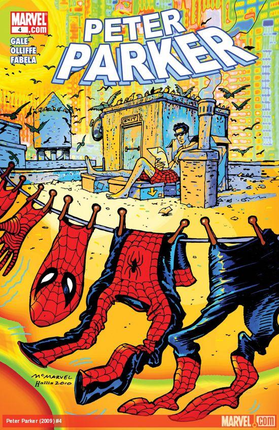 Peter Parker (2009) #4