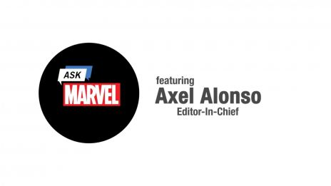 Ask Marvel: Axel Alonso