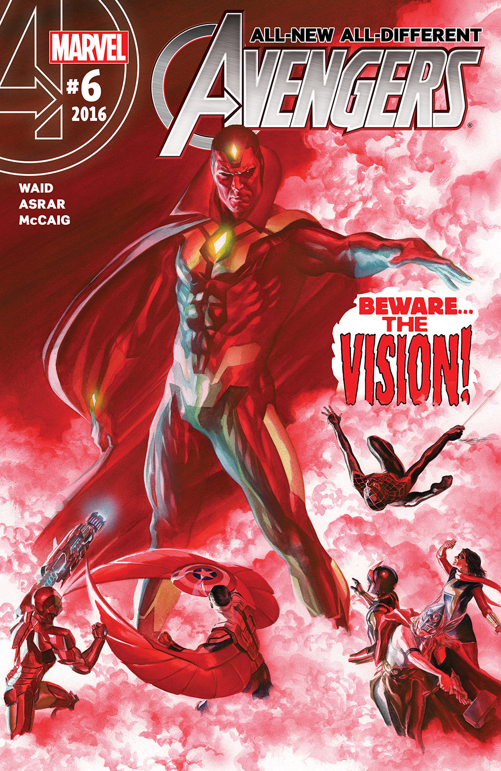 All-New, All-Different Avengers (2015) #6