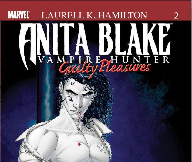 ANITA BLAKE, VAMPIRE HUNTER: GUILTY PLEASURES (2006) #2 Cover