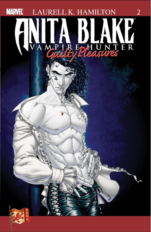 Anita Blake, Vampire Hunter: Guilty Pleasures (2006) #2