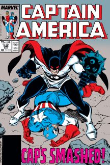 Captain America (1968) #348