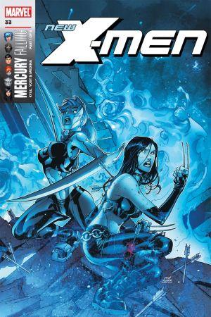 New X-Men (2004) #33