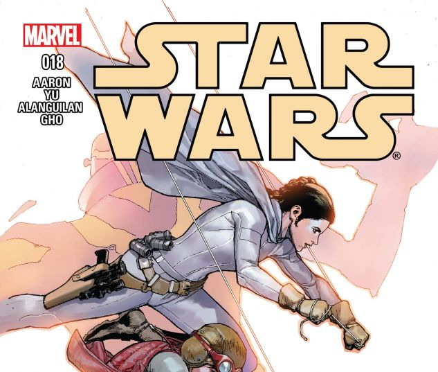 cover from Star Wars (2015) #18