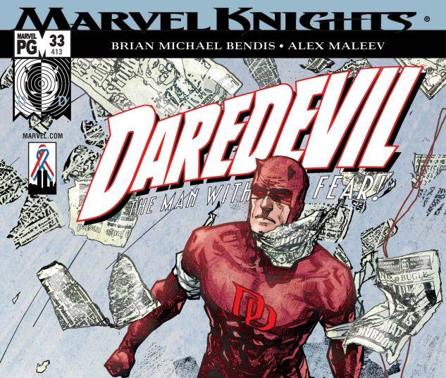 Daredevil (1998) #33