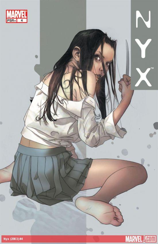 NYX (2003) #4