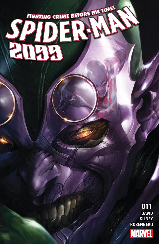 Spider-Man 2099 (2015) #11