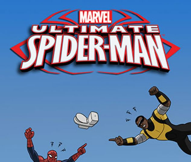 Ultimate Spider-Man Infinite Digital Comic (2015) #8