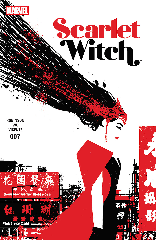 Scarlet Witch (2015) #7