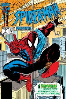 Spider-Man Unlimited #7