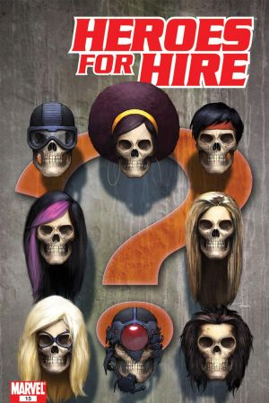 Heroes for Hire (2006) #15