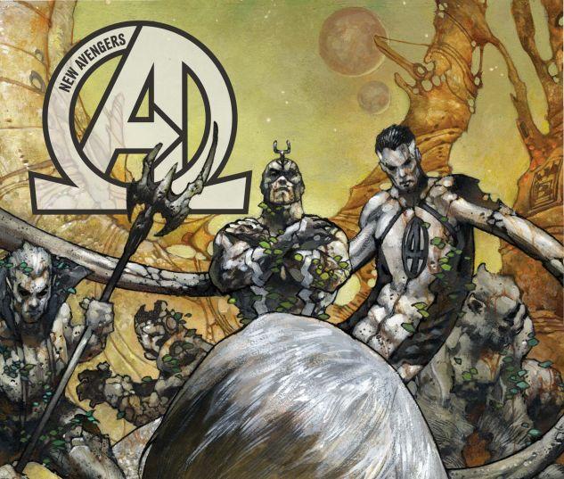 New Avengers (2013) #15