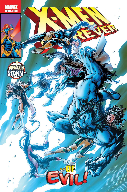 X-Men Forever (2009) #3