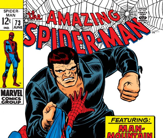 Amazing Spider-Man (1963) #73