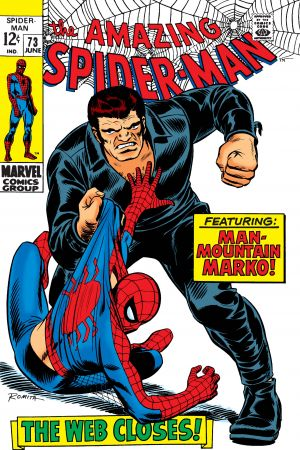 The Amazing Spider-Man #73