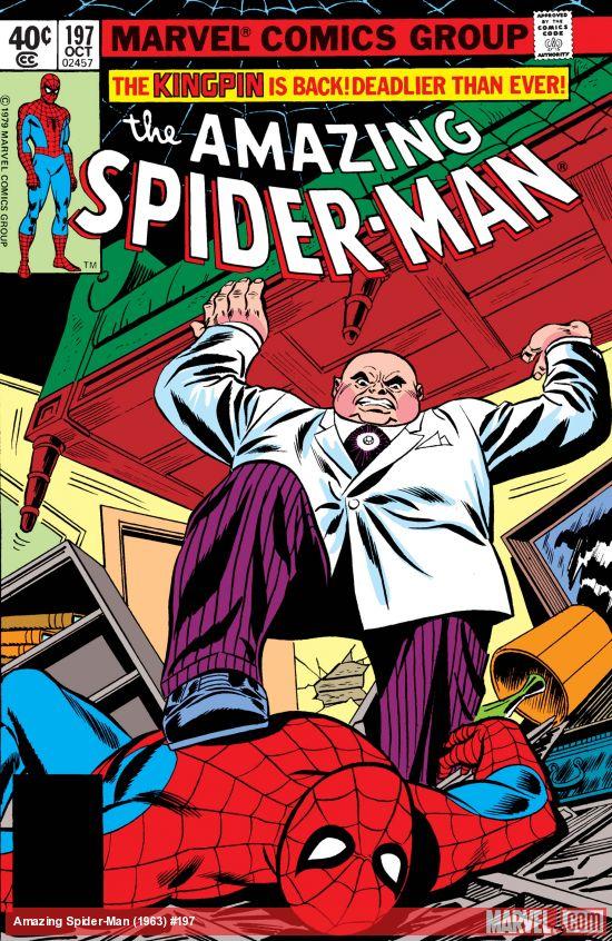 The Amazing Spider-Man (1963) #197