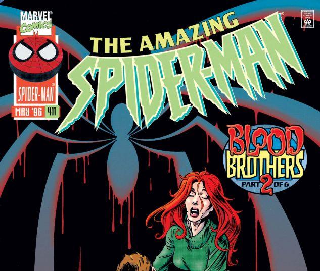 Amazing Spider-Man (1963) #411