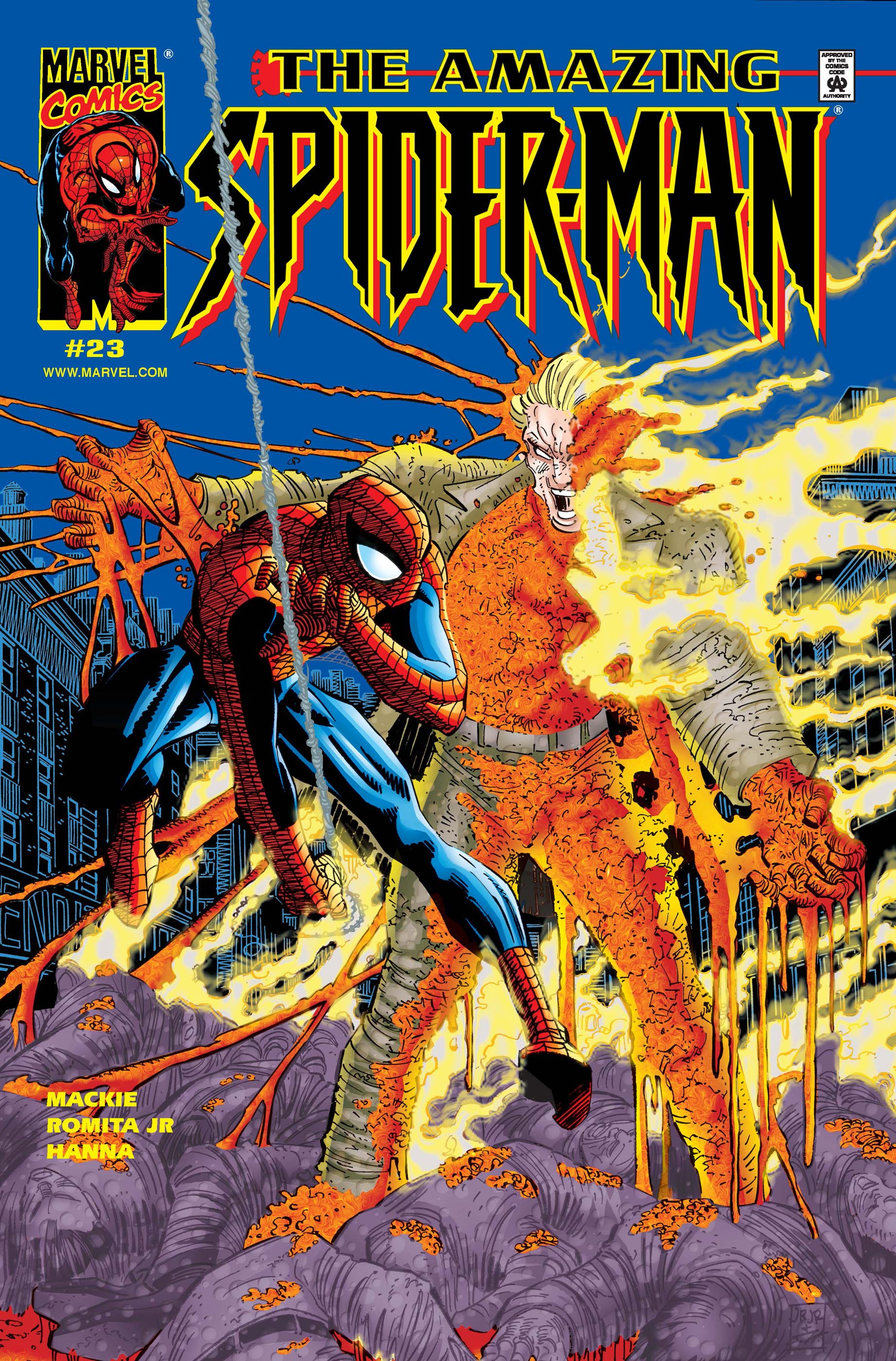 Amazing Spider-Man (1999) #23