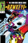 Hawkeye (1983) #2