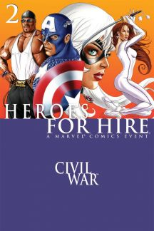 Heroes for Hire (2006) #2