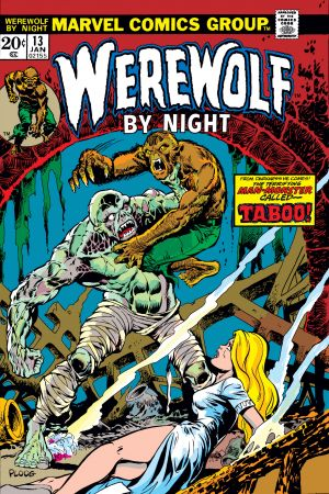 Werewolf By Night (1972) #13