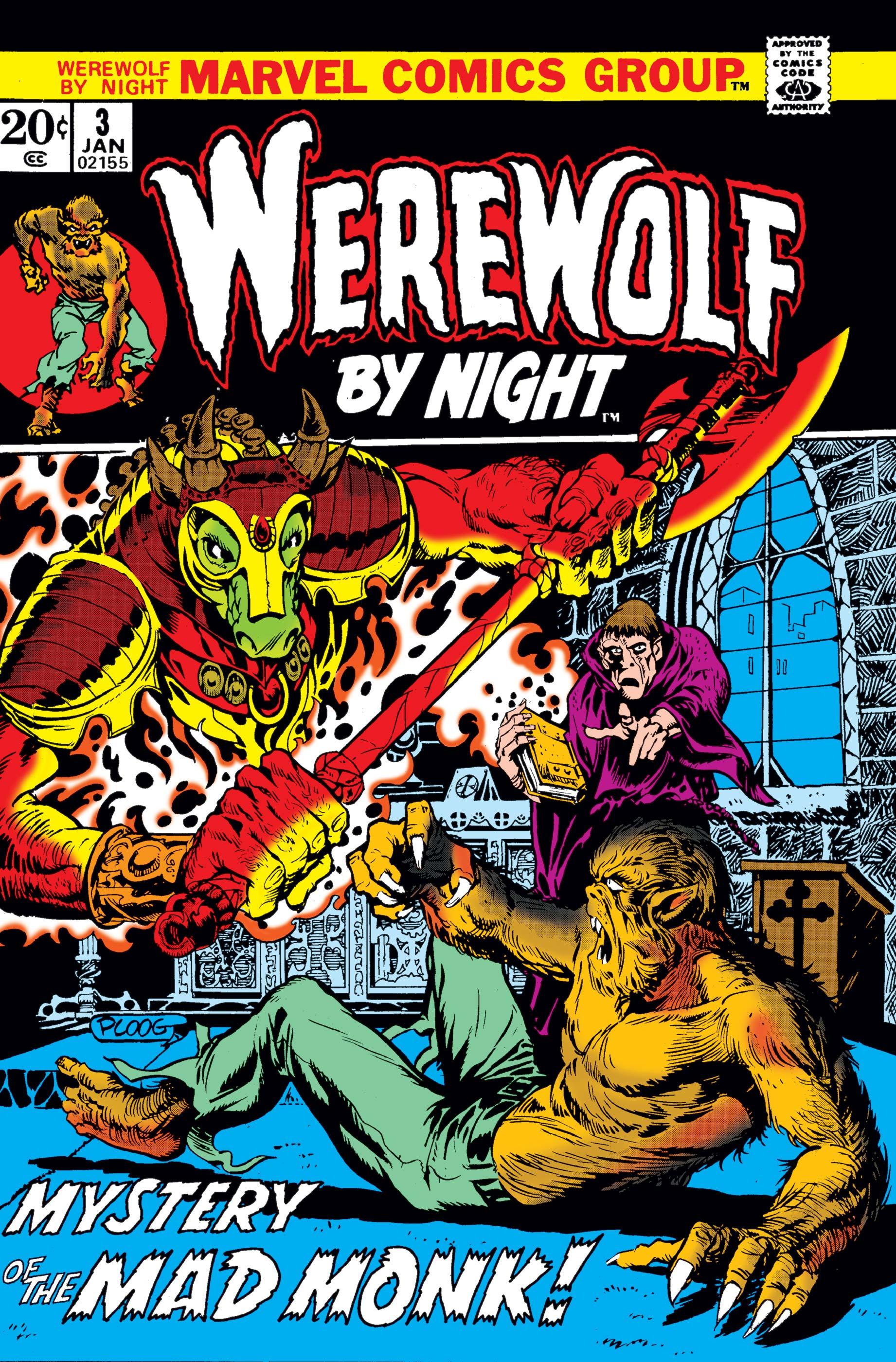 Werewolf By Night (1972) #3