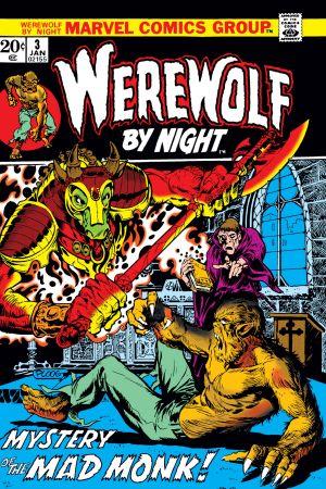 Werewolf By Night #3
