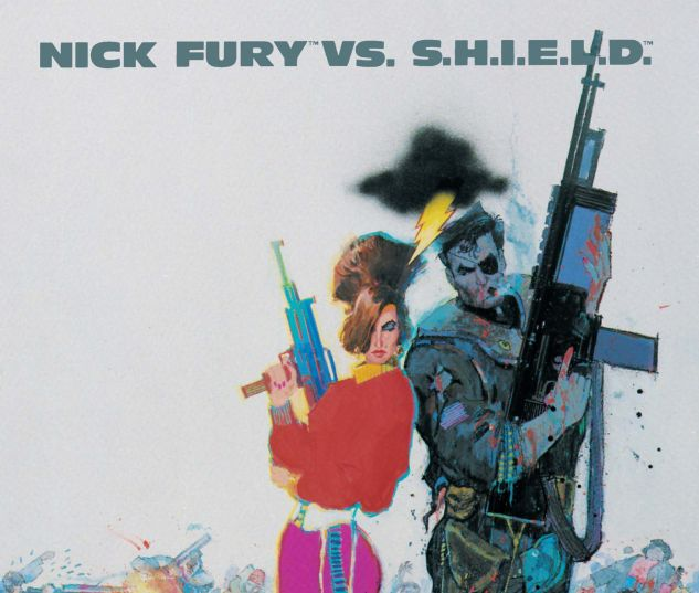 Nick Fury VS. S.H.I.E.L.D. (1988) #2