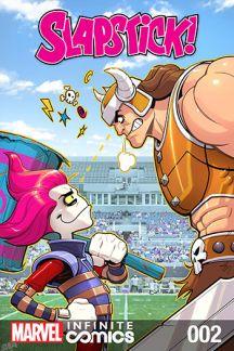 Slapstick Infinite Comic #2