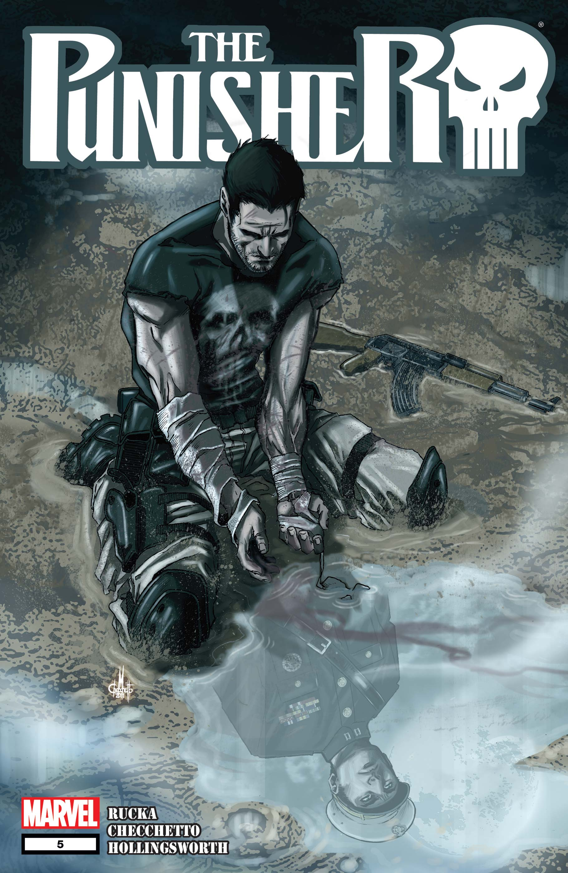 The Punisher (2011) #5