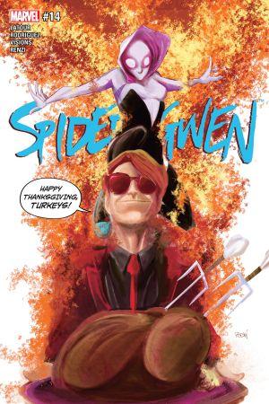 Spider-Gwen (2015) #14