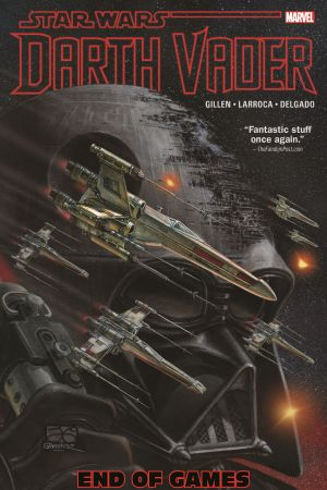 Star Wars: Darth Vader Vol. 4 - End of Games (Trade Paperback)