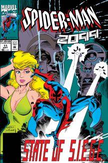 Spider-Man 2099 (1992) #11