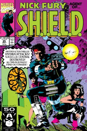 Nick Fury, Agent of S.H.I.E.L.D. (1989) #25