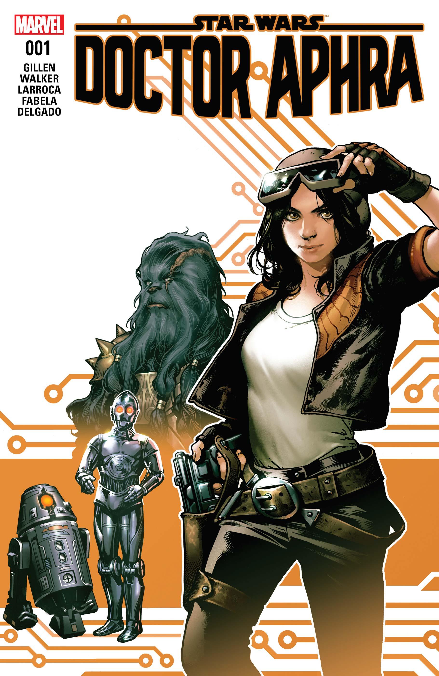 Star Wars: Doctor Aphra (2016) #1