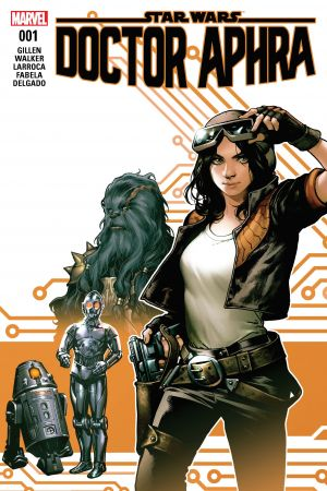 Star Wars: Doctor Aphra (2016) #1
