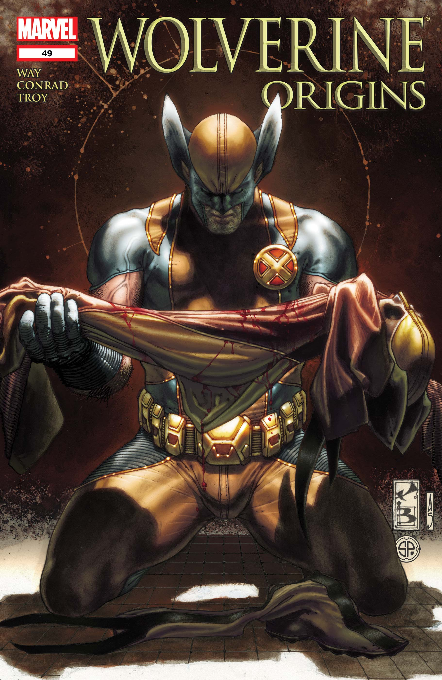 Wolverine Origins (2006) #49